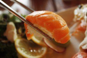 salmon colesterol bueno