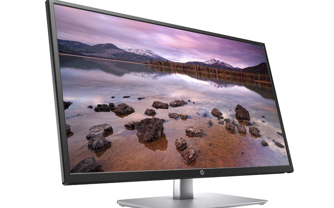 Monitor de 32″ FHD  HP 32s