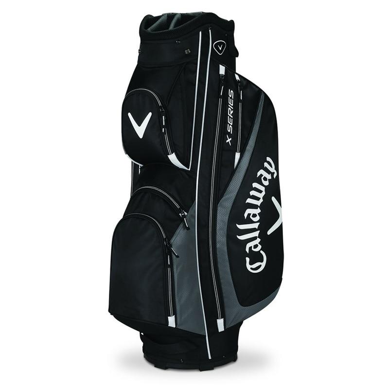 Bolsas de palos de golf Callaway X Series Negra - El Consumidor.Org